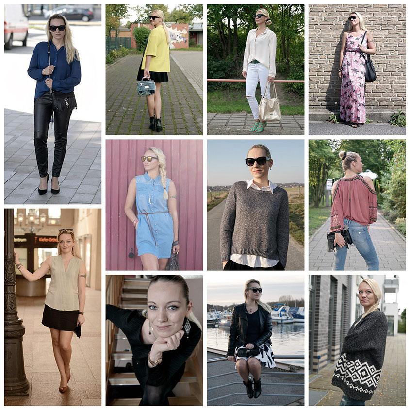 Outfit Review | Das Jahr 2015 in Bildern