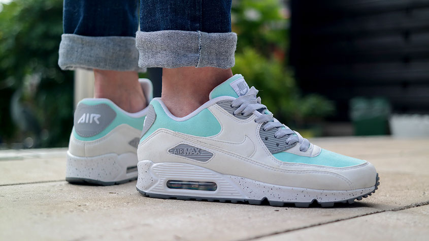 Nike Air Max 90 ID | Caribbean Summer Style Sneaker | hot-port.de | 30+ Lifestyle & Fashion Blog