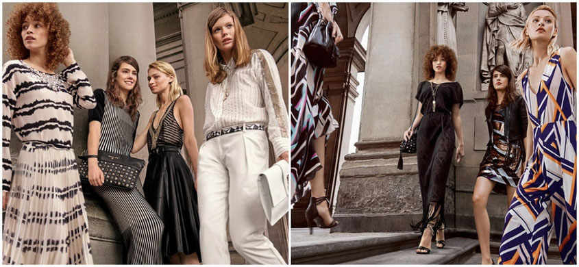 Patrizia Pepe Spring Summer 2016 Inspiration | Hot-Port.de | Lifestyle & Fashion Blog