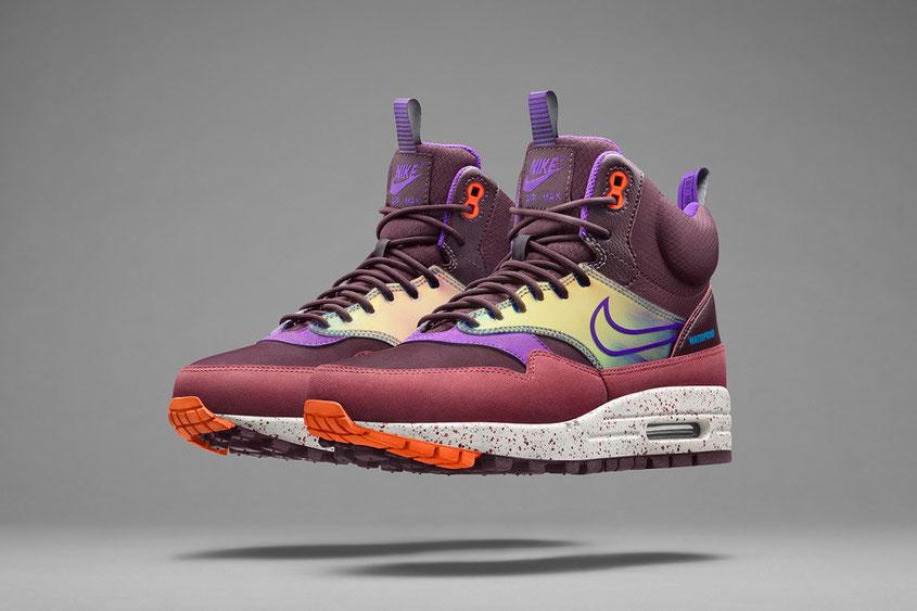 Cooler Streetstyle by Nike Holiday   Mit dieser SneakerBoots Collection kommt Ihr funky durch den Winter