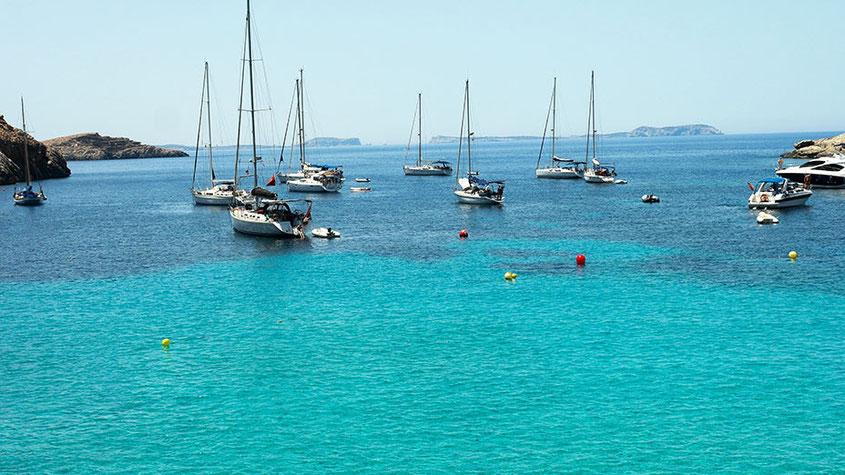 Ibiza Insider Tipps | Cala Salada Bucht 4
