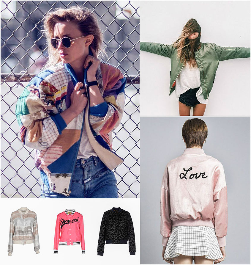 Must Haves 2016 | Bomberjacken & Blousons | hot-port.de | Lifestyle & Fashion Trends
