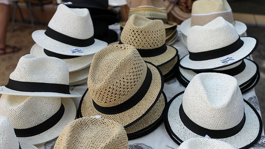 Coole Fashion Spots | Der Hippie Markt in Es Canyar | Hat Affair Ibiza