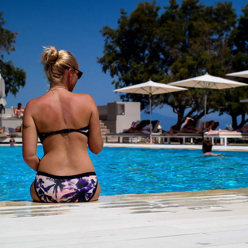 HotSpot Zakynthos - The Bay Suites & Spa in Vasilikos ist eine stylishe Hotelanlage mit Infinity Pool, die seinesgleichen sucht | hot-port.de | 30+ Style Blog