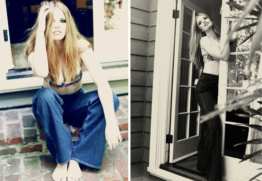 Wildfox Lookbook 2014 | Wildfox makes good jeans