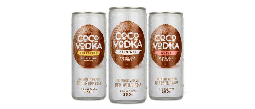 Coco Vodka - Australian Flavour!