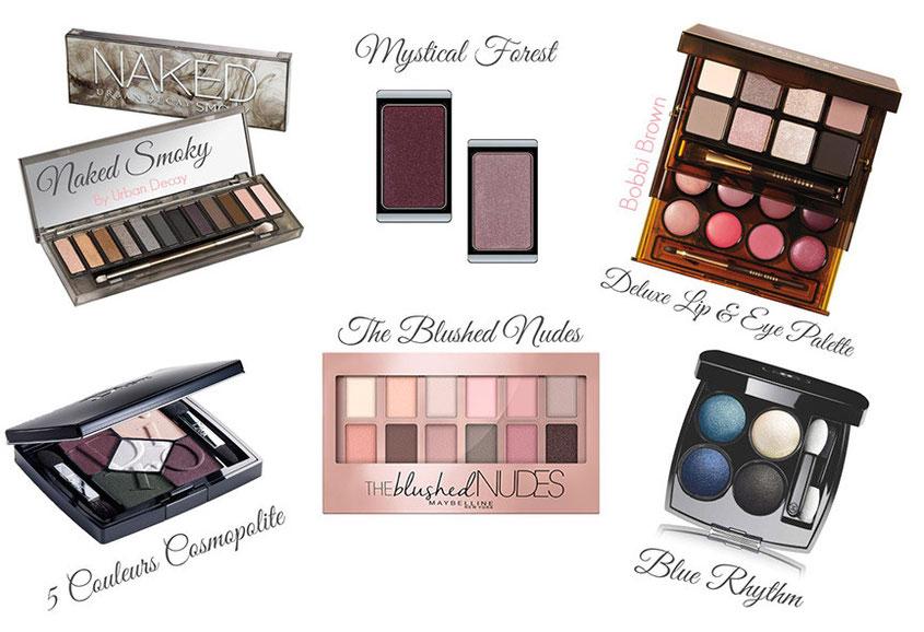 Beauty Trends | Make-Up Highlights für den Herbst