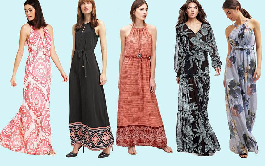 Hippie Style | Wallende Maxikleider sind das Must Have des Sommers | hot-port.de | 30+ Fashion & Style Blog