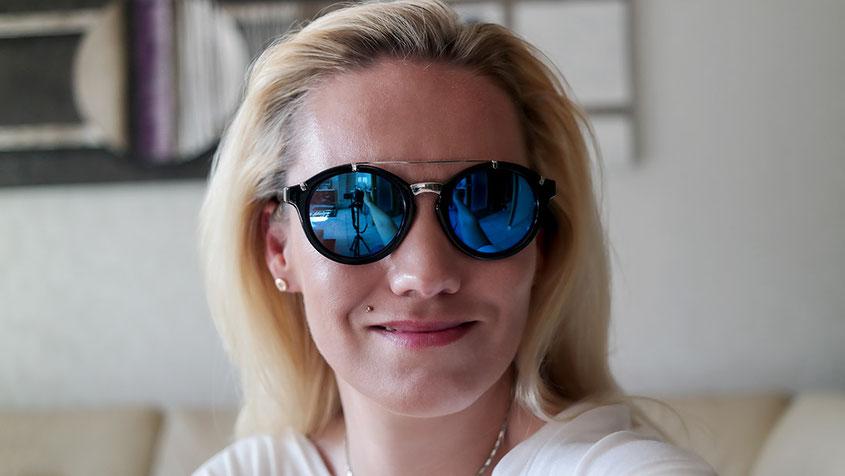 Mirror Shades | Verspiegelte Sonnenbrillen sind der Style Trend des Sommers | Jeepers Peepers Sunglasses | hot-port.de | Lifestyle Blog