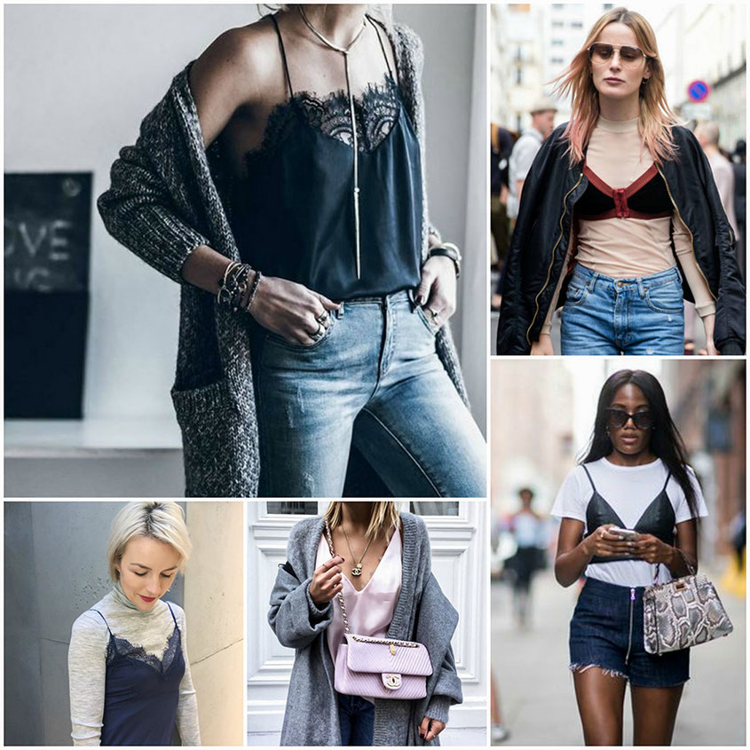 Lingerie over Fashion Look 2017 | Freaky Friday | hot-port.de | 30+ Style Blog