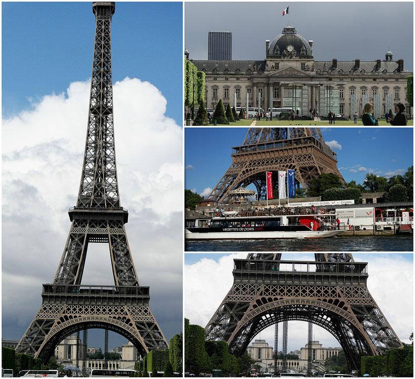 Der Eiffelturm in Paris | Imposantes Wahrzeichen & Treffpunkt für Verliebte