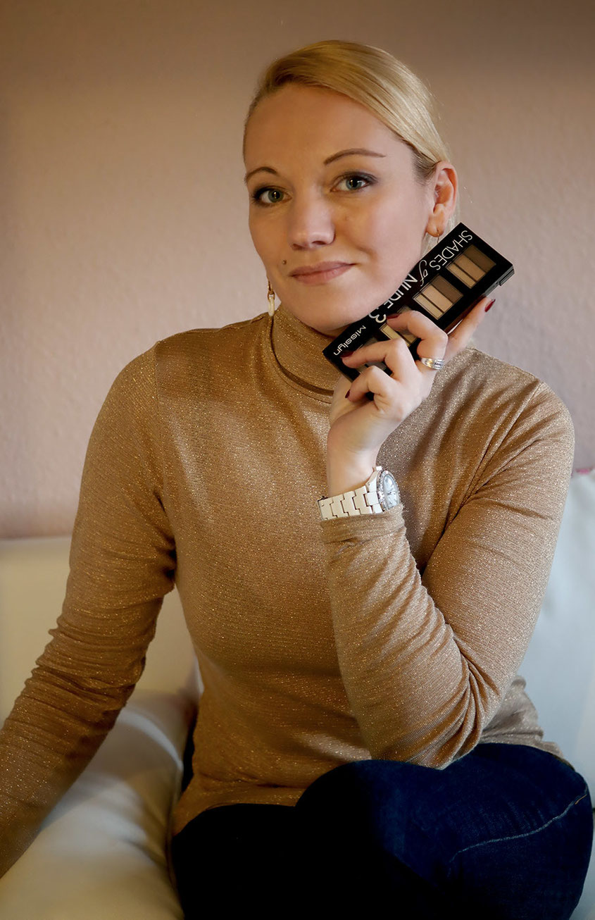 Misslyn Shades of Nude MakeUp Palette 3 | hot-port.de | Lifestyle Blog