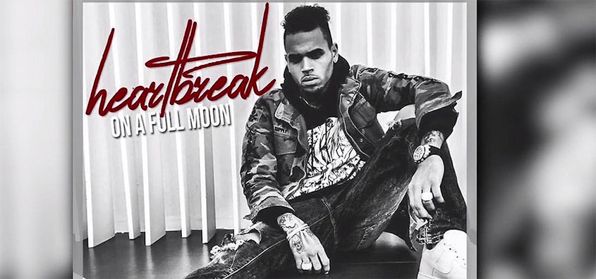 Chris Brown neues Album Heartbreak on a full moon zu Halloween | hot-port.de | 30+ Style Blog