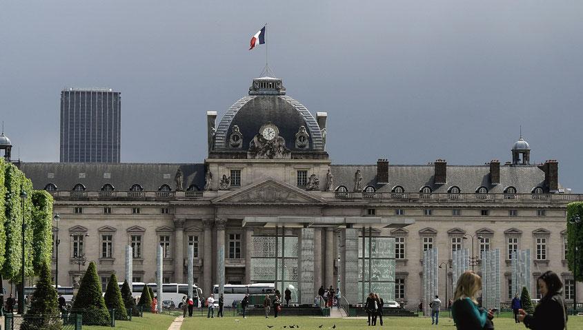 Hot Spot Paris | Impressionen und Sehenswürdigkeiten | Ecole Militaire