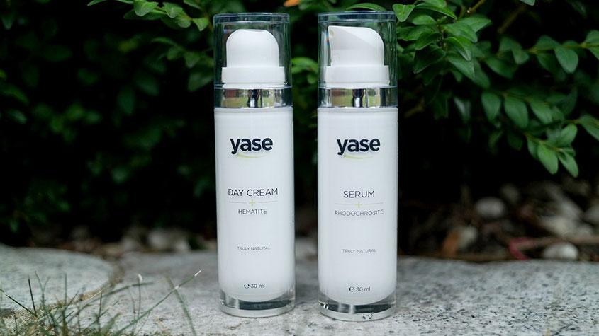 Sonne, Wind, Make-Up - nach dem Urlaub hat die Haut erst einmal gelitten | Zeit, den Zeichen der Zeit entgegenzusetzen - mit dem Serum von YASE | hot-port.de | 30+ Lifestyle Blog