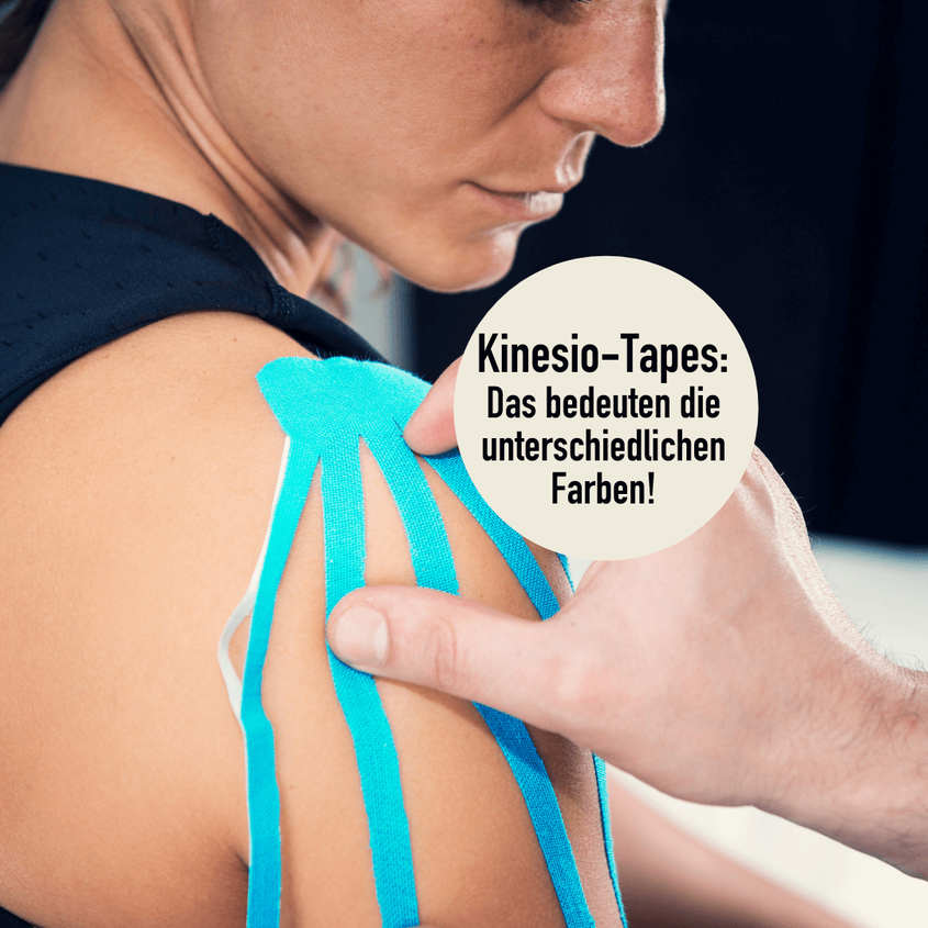 Kinesiotaping Basel bei Wellsana Physiotherapie durch Sportphysiotherapeuten in basel