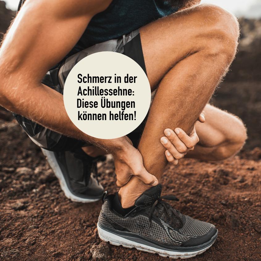 Fersenschmerzen werden therapiert in der Praxis für Physiotherapie, Massage, Training Wellsana, Basel
