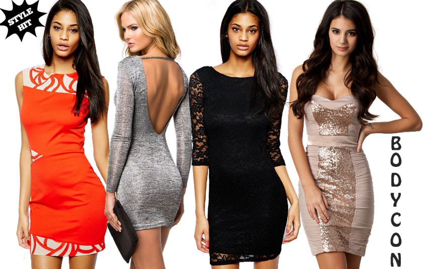 Style Hit Bodycon | Der heiße Geheimtipp für ein sexy Aussehen