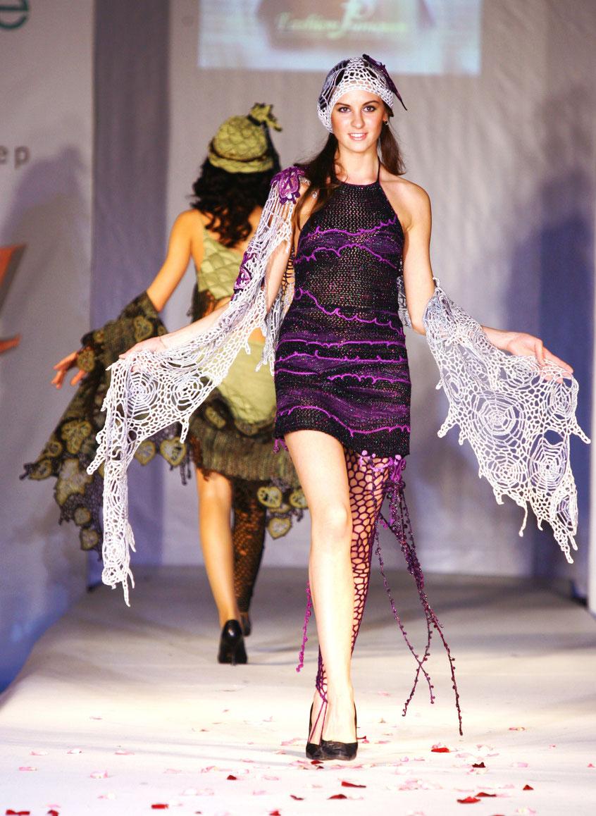Alexander Seraphim's knitwear, 2005