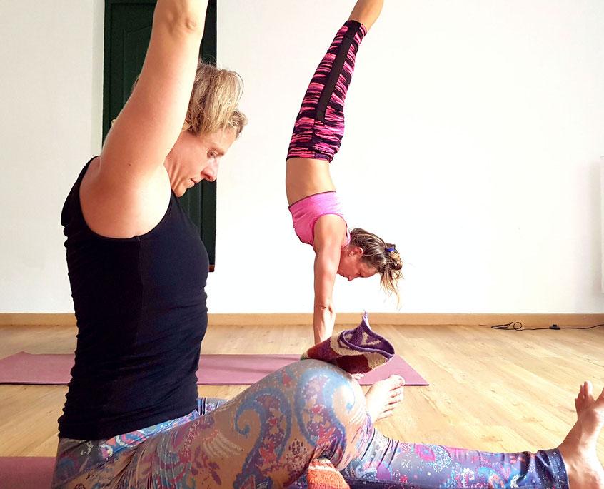 Ashtanga Yoga Inspiration Mysore practice