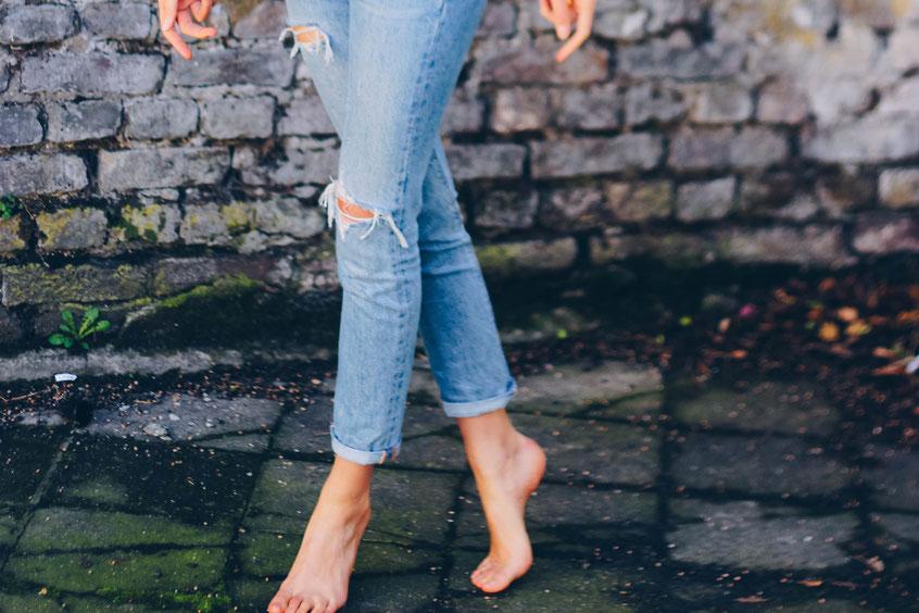 Hypothalamische Amenorrhoe Helen Ergeç Füße