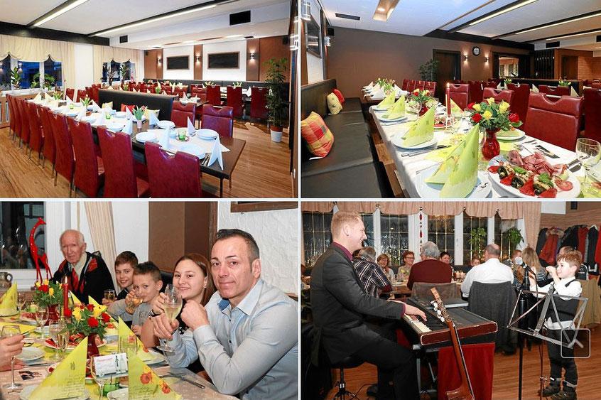 Landgasthof Adler - für Familienfest, Hochzeitsfeier, Vereine