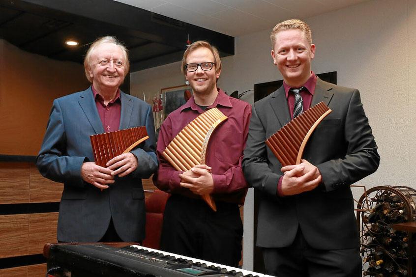 Musikadakemie Klingler mit Panflötenmusik