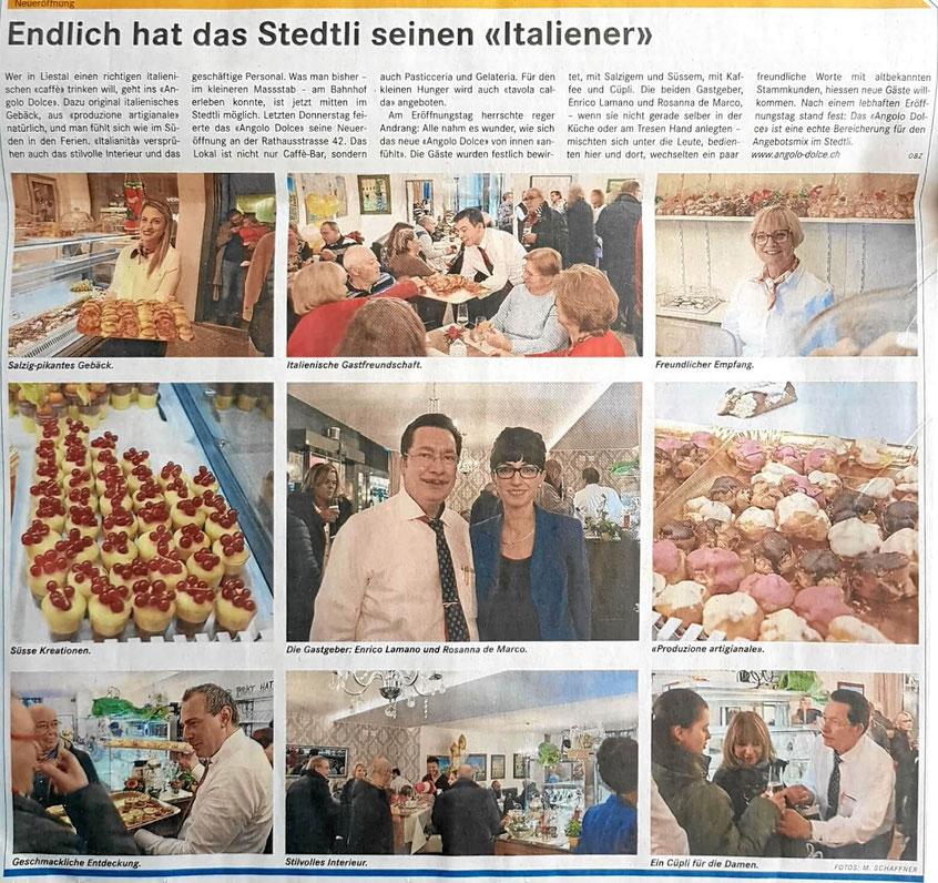 Oberbaselbieter Zeitung Liestal
