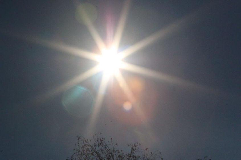 Verbindung mit der Sonne, Quelle: www.lichtwesenfotografie.com