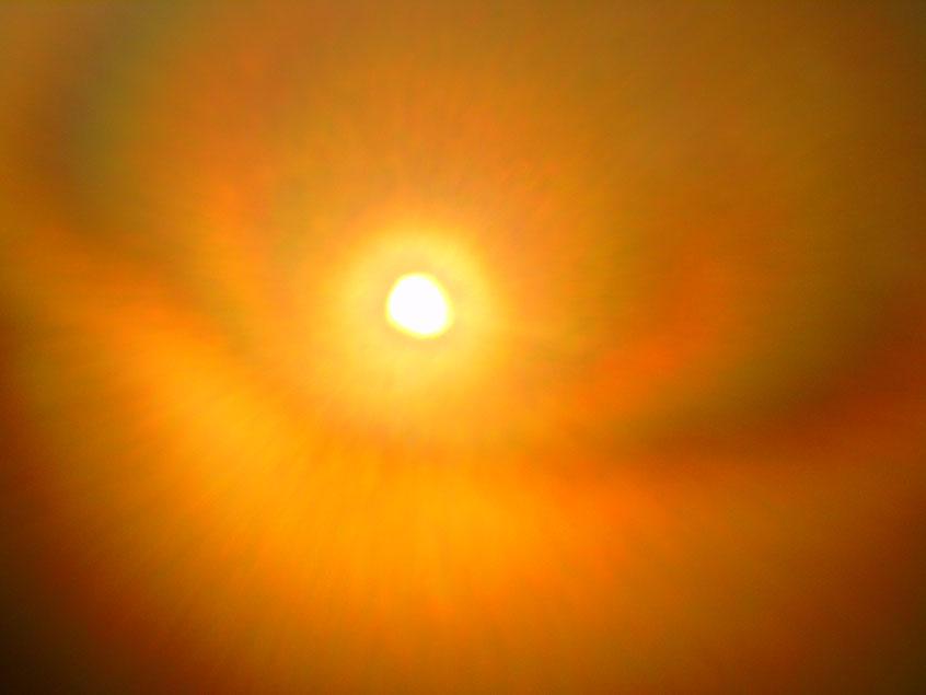 Ich bin die goldene Schwingungsvibration von Erzengel Metatron   /   www.lichtwesenfotografie.com