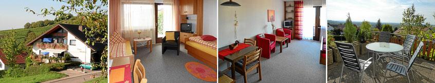 Ferienwohnungen und Monteurzimmer in Bad Bellingen. Nahe Frankreich, Schwarzwald und Basel.