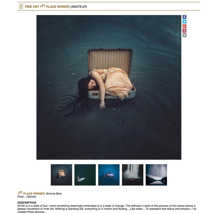 ROVA FineArt Photography - FineArt Photography Award winner