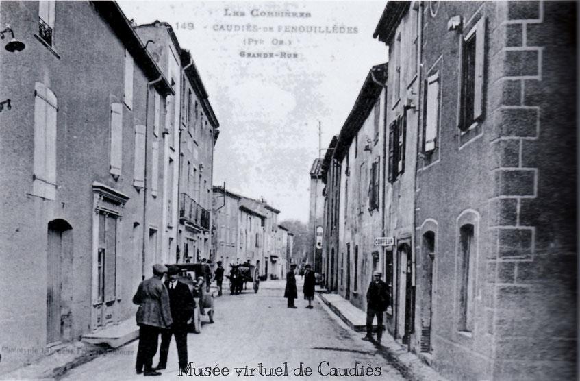 """Photo extraite du Livre """"Fenouillède(s)"""" dePierre Cantaloube"""