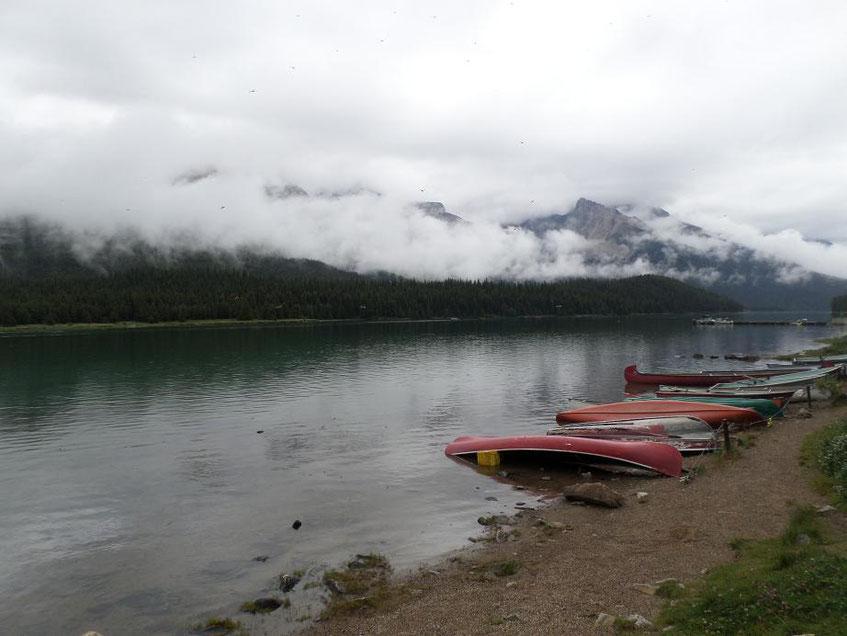 Lac Maligne