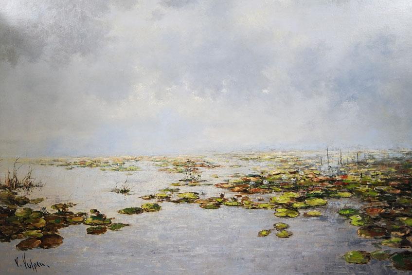 te_koop_aangeboden_een_landschaps_schilderij_van_de_nederlandse_kunstschilder_nicolaas_van_vulpen_1915-1991