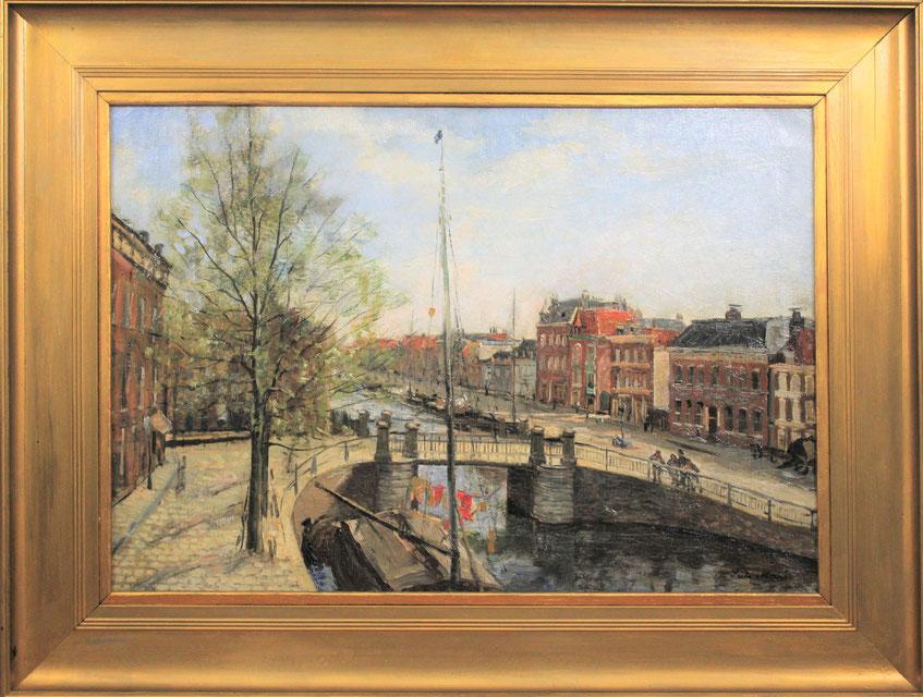 te_koop_aangeboden_een_stadsgezicht_van_de_nederlandse_kunstenaar_frits_maris_1873-1935_nabloei_haagse_school