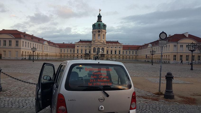 Schlüsseldienst Charlottenburg Berlin