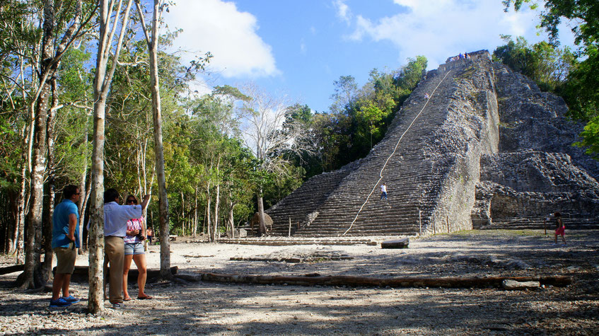 Coba Private Tour Guide: Rod Ratner