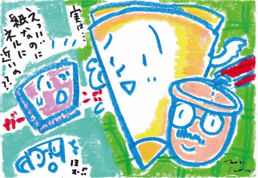 ケメックス専用フィルター コーヒーイラスト 茶谷順子