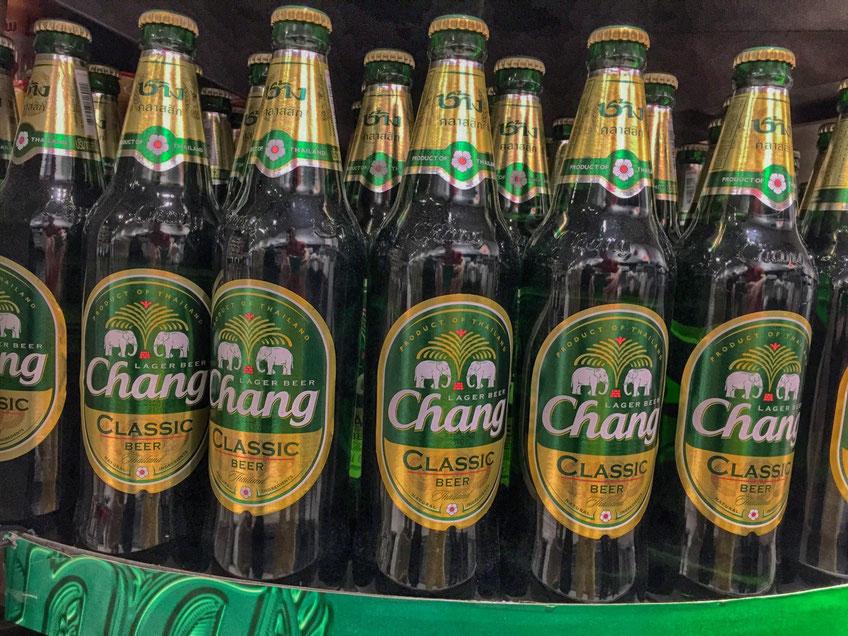 Thailand Souvenir Bier: Es gibt viele originellere Reiseandenken als Chang und Co.