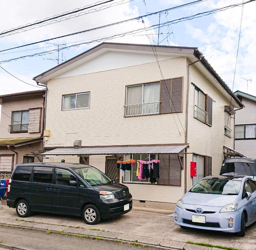 八千代市大和田の屋根外壁塗装工事後の画像