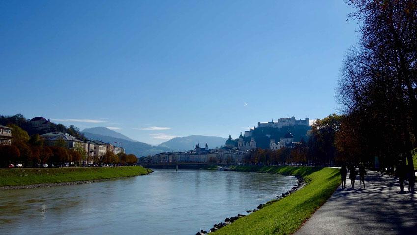 Österreich: Salzburg, die besten Sehenswürdigkeiten für eine Städtereise.