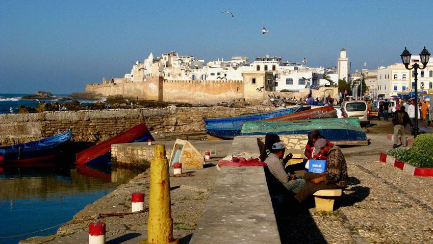 Essaouira in Marokko: Reisetipps und Reiseberichte