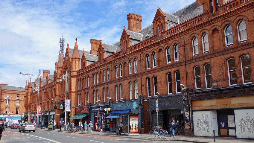 Irland Urlaub: Städtereise nach Dublin. Sehenswürdigkeiten, Insidertipps