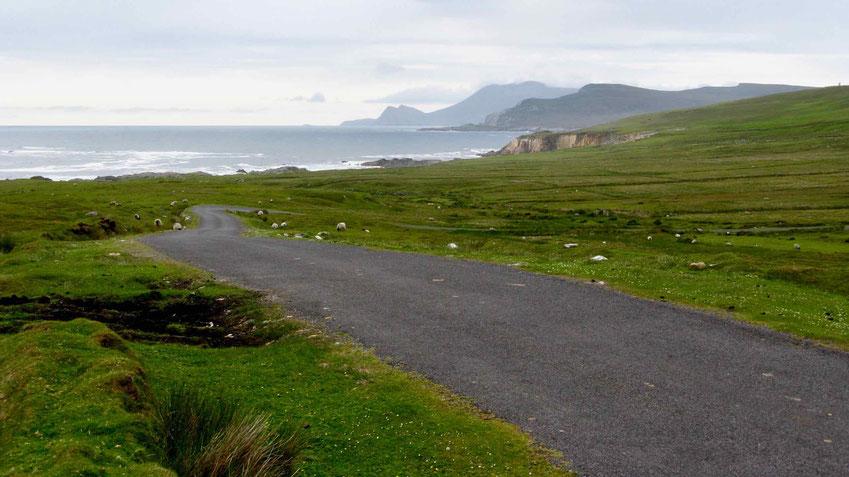 Insider Tipp Achill Island in Irland.