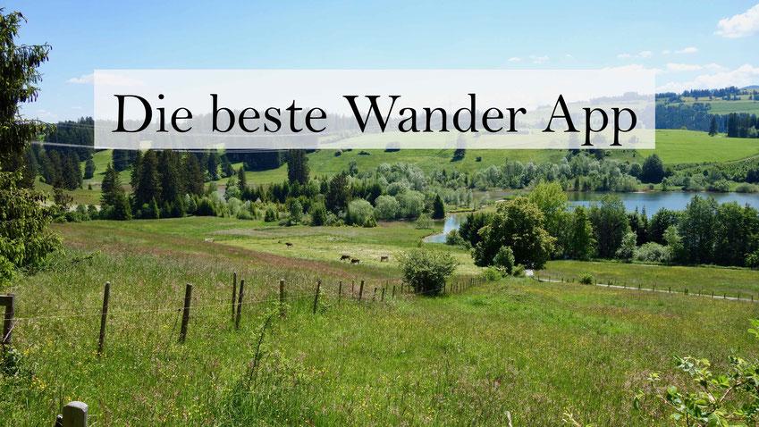 Beste Wander App Komoot