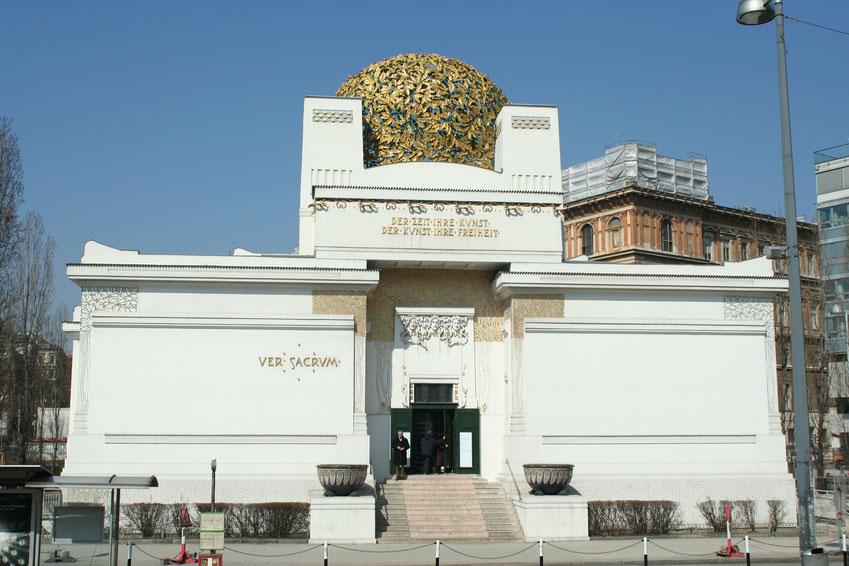 Palais de la Sécession Vienne Autriche