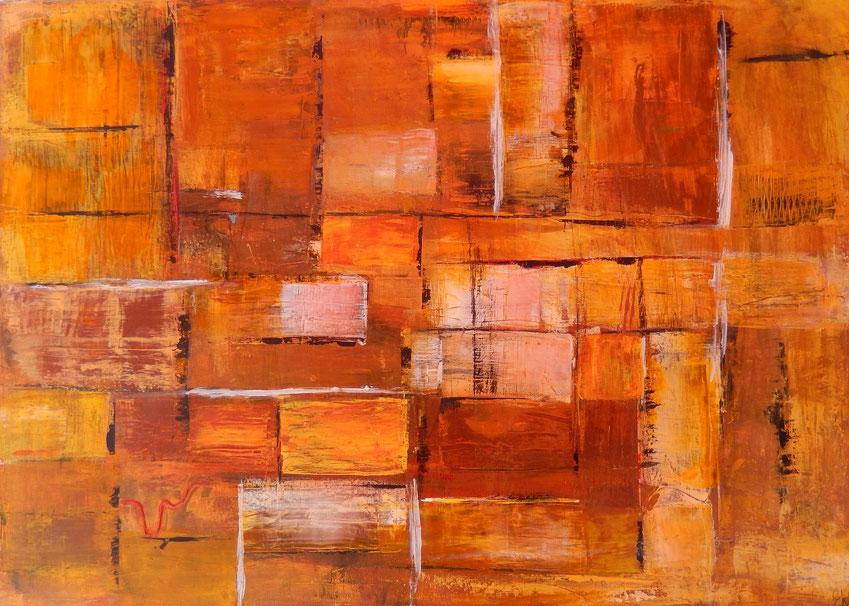Acryl 50 x 70 cm