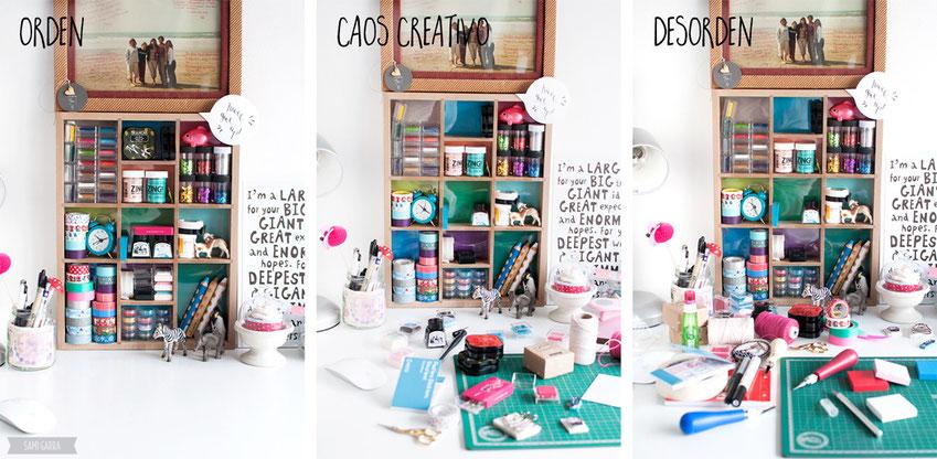 Caos Creativo by Sami Garra