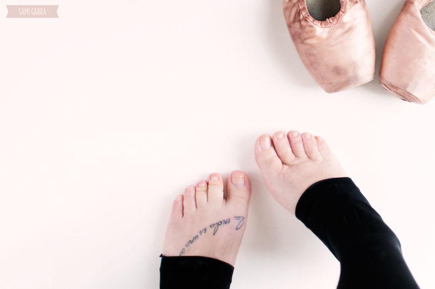 In their shoes by Sami Garra
